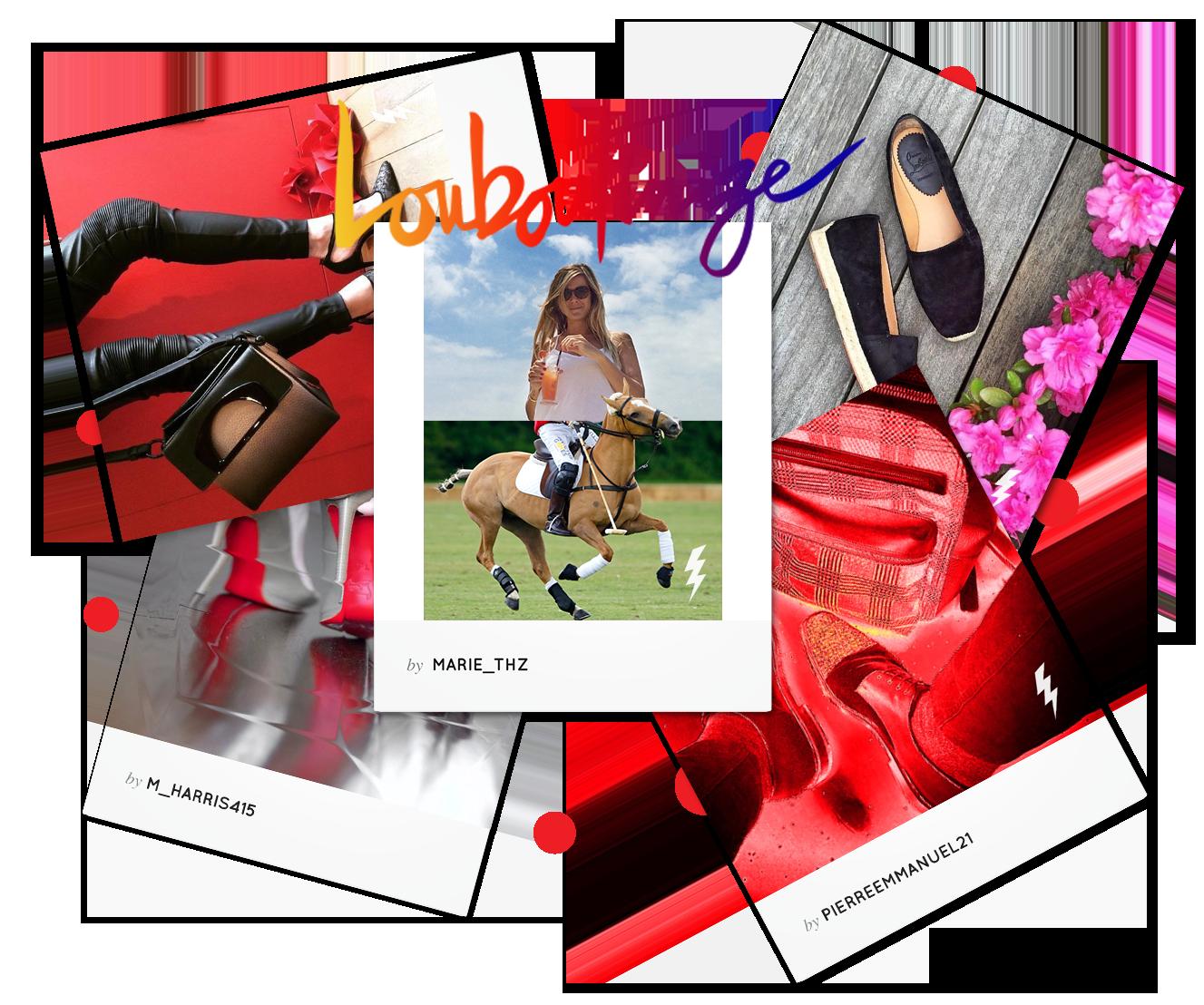 Louboutin Louboutinize Photo App