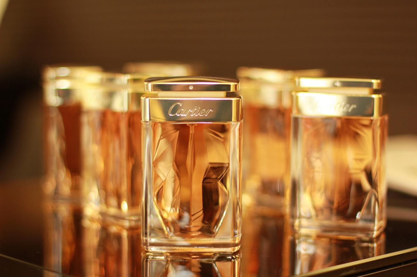 Cartier La Panthere Eau de Parfum Perfume